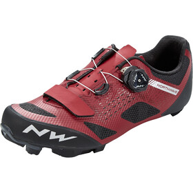 Northwave Razer Shoes Herr dark red
